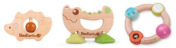 EverEarth® - Baby-Starterset 2 (3teiliges Starterset) von EverEarth - bei Avocado Store günstig kaufen