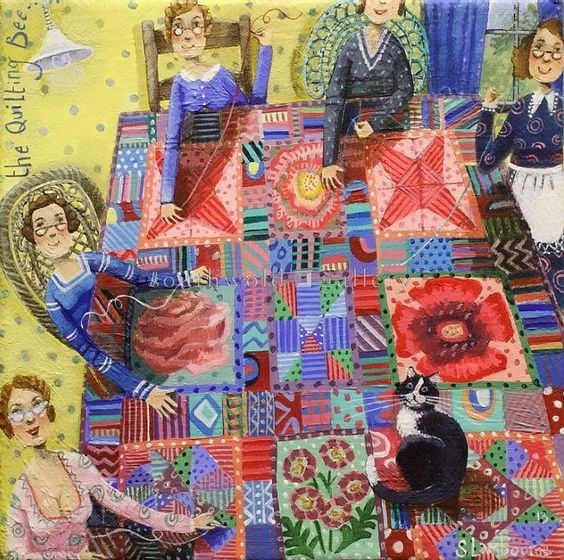 Очаровательные истории художницы Stephanie Lambourne. Обсуждение на LiveInternet - Российский Сервис Онлайн-Дневников