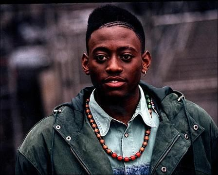 """Haircut called """"The gumbie""""--Omar Epps from the movie """"Juice ..."""