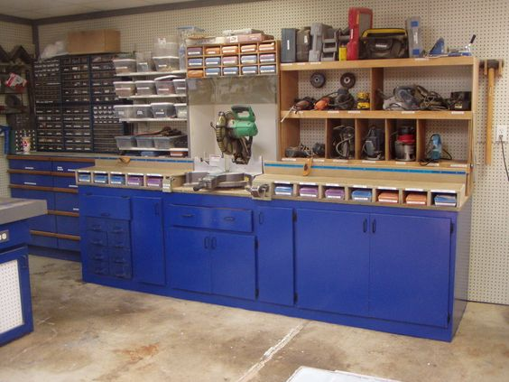 My Mitre Saw Station - by Gary Lucas @ LumberJocks.com ~ woodworking community