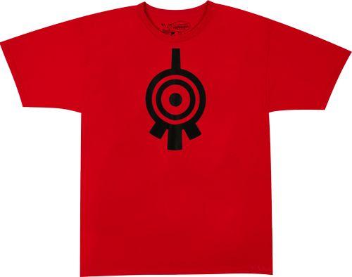 Code Lyoko XANA Shirt with a Black logo on a red shirt! - my childhood