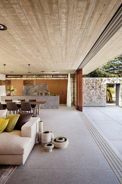 天井埋め込みカーテンレール インテリアアーキテクチャ