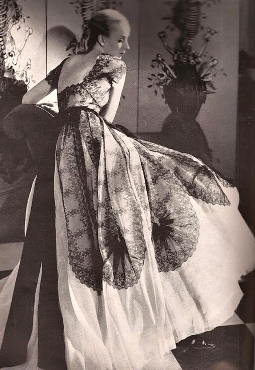 Evening Gown ♥ 1939