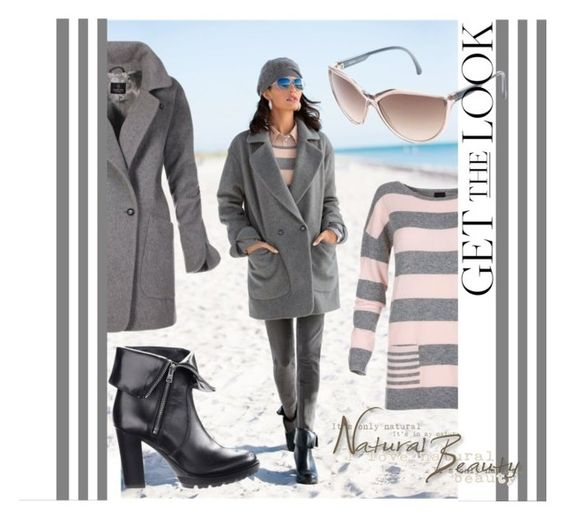 """""""natural beauty"""" by assamite-mit ❤ liked on Polyvore featuring moda, autumn, coolcoat i assamite"""