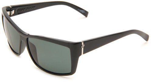 Electric Detroit Xl Gloss Black Sunglasses Melanin Grey Polarized Level 1 Lenses Black Sunglasses Gloss Black Sunglasses