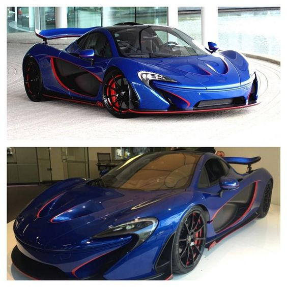 McLaren Reveals New #MSO #McLaren #P1! More info and images at #GTspirit.com