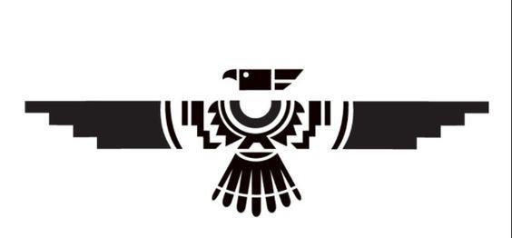 Native American Thunderbird Tattoo