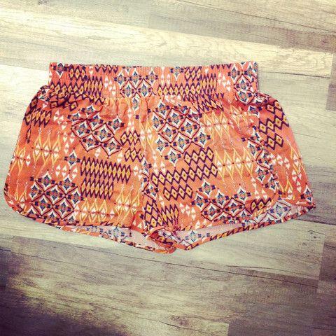 99 Problems & My Shorts Ain't 1 - Orange | Bellum&Rogue