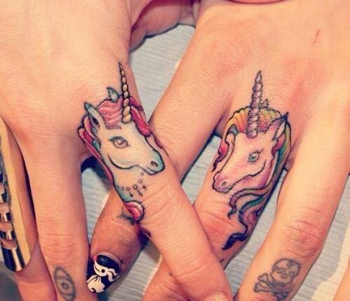 goals, grunge, indie, pale, pastel, pastel goth, rainbow, soft, soft grunge, tattoo, tumblr, unicorn