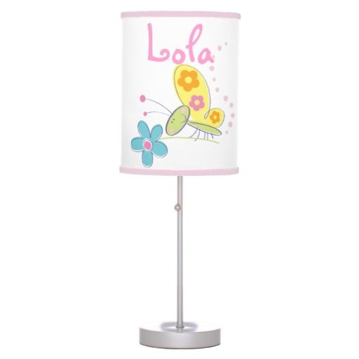 The Happy Butterfly Table Lamp