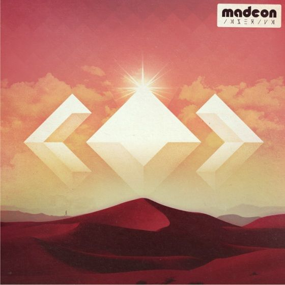 Madeon, Passion Pit – Pay No Mind (single cover art)