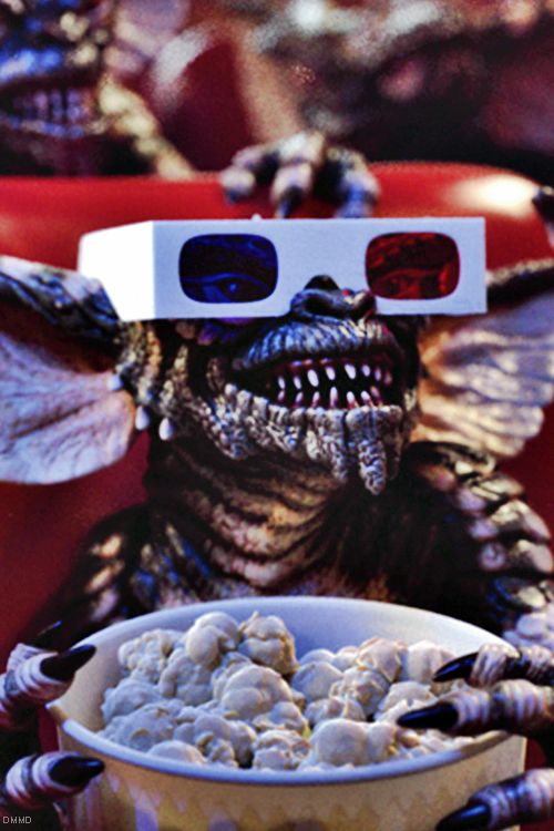 Gremlins This movie scared me so bad when I was little but this was ALWAYS my fave part.
