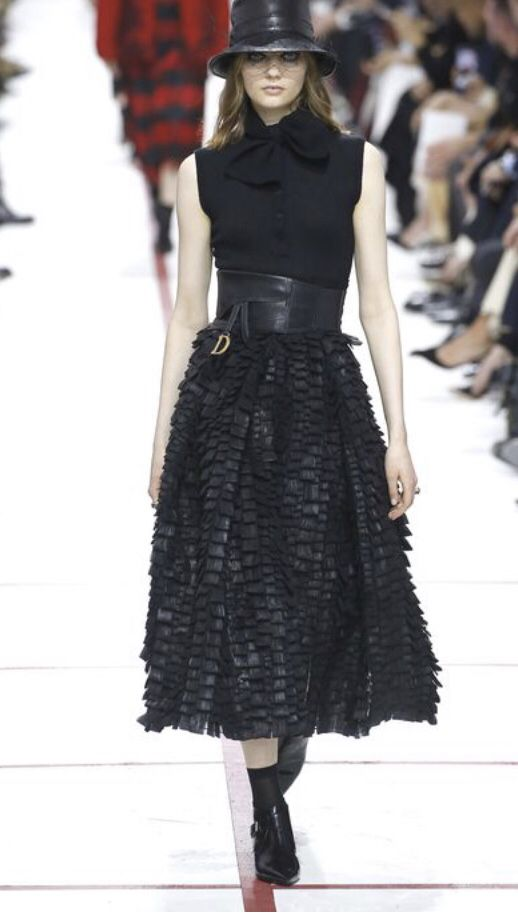 Pop Culture 2020 Trends.Frencheconomie Paris Fashion Week Christian Dior Fall