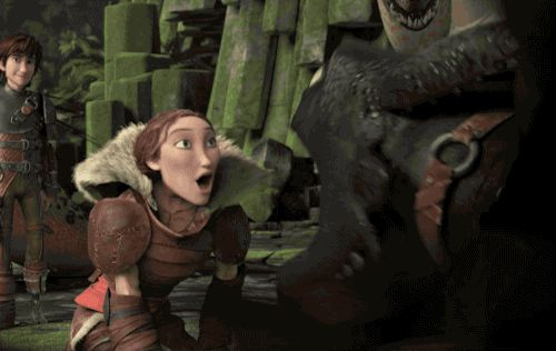 how to train a dragon episode 1