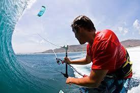 Resultado de imagem para kitesurfing