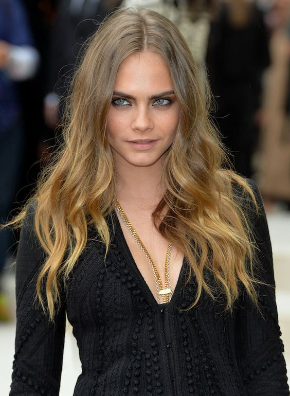 You'll Never Guess Who Cara Delevingne's  1 At Chanel Was