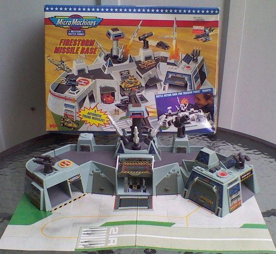 micro machine set
