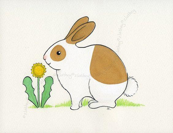 Bunny+Rabbit by+AmbleAndSing
