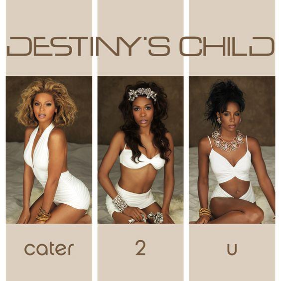 Destiny's Child – Cater 2 U (single cover art)