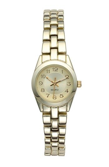 Titanium Slim Bracelet Watch, 22mm (Juniors) (Online Only) available at #Nordstrom