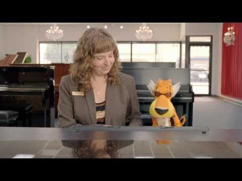 "Cheetos Commercial - ""Piano"""