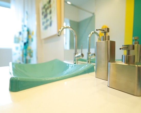 Contemporary Bathrooms Soaps And Turquoise On Pinterest Mesmerizing Bathroom Design Seattle Review