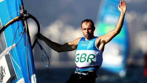 Rio Olympics 2016: Windsurfer Nick Dempsey wins historic silver medal in RS:X