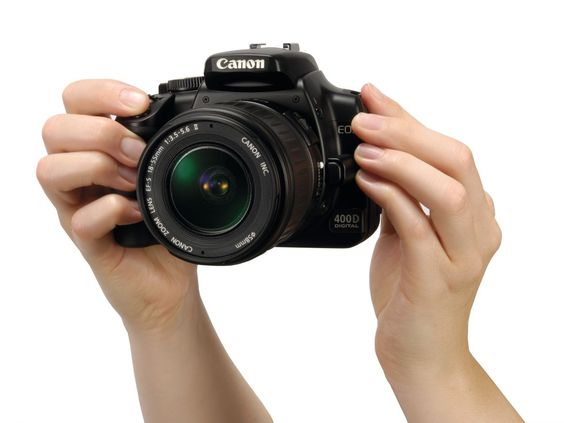 Canon EOS 400D review   The 400D, according to all the hype, is set to become the world's most popular digital SLR. In terms of looks, build and sheer usability, this tiny powerhouse of a camera borrows heavily from its acclaimed forerunner. Reviews   TechRadar