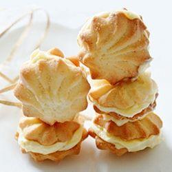 vanilla lime cookies
