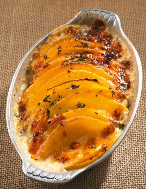 Steckrübengratin - Low Carb: Vegetarische Hauptgerichte - 1 - [ESSEN & TRINKEN]