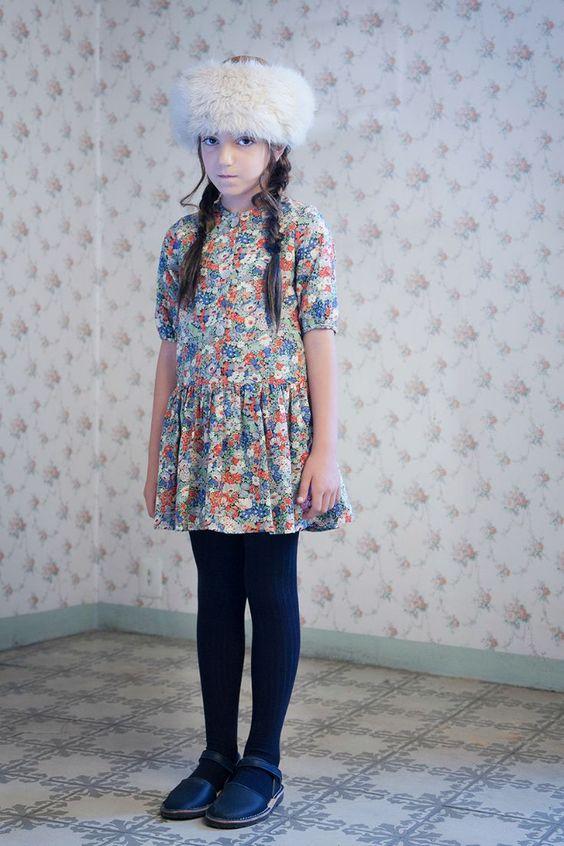 Milou & Pilou, a Romantic Touch in Kids' Fashion - Petit & Small: