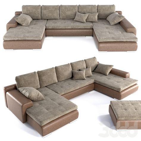 Baur Sofa Em 2020 Sofa Sala De Estar Decoracao De Casa Sofa De Canto