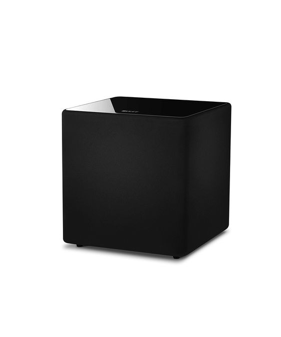 Kef Kube 12b Compact High Performance Subwoofer Subwoofer Kef 12 Inch Subwoofer
