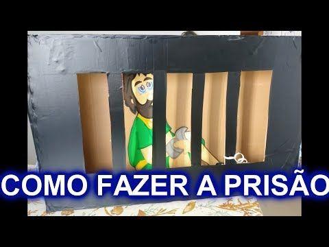Recurso Visua Rio Naama E Prisao Jose Pedro Paulo E Silas Etc