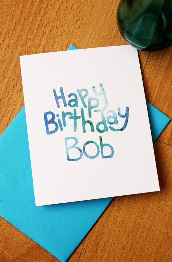 Personalised birthday cards and more available at etsyuk – Personalised Birthday Card Uk