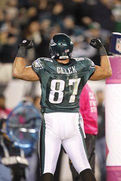 Brent Celek, TE Philadelphia Eagles