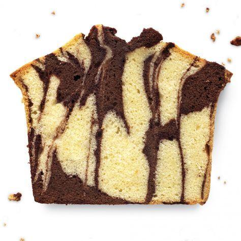 Chocolate Marble Pound Cake Recipe Marble Pound Cakes Pound Cake Recipes Pound Cake