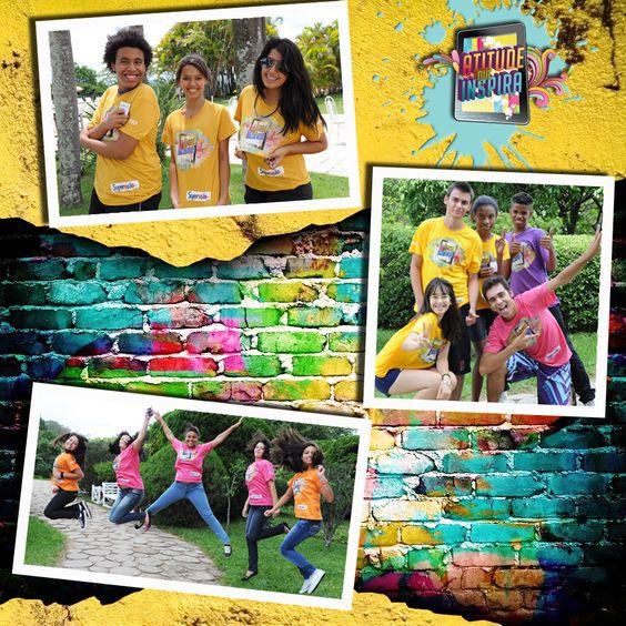 Os protagonistas mandaram super bem e contagiaram a etapa estadual do Circuito de Juventude 2012. A energia tomou conta da galera!