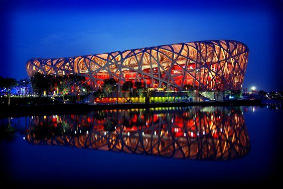 Bird's Nest - Beijing National Stadium
