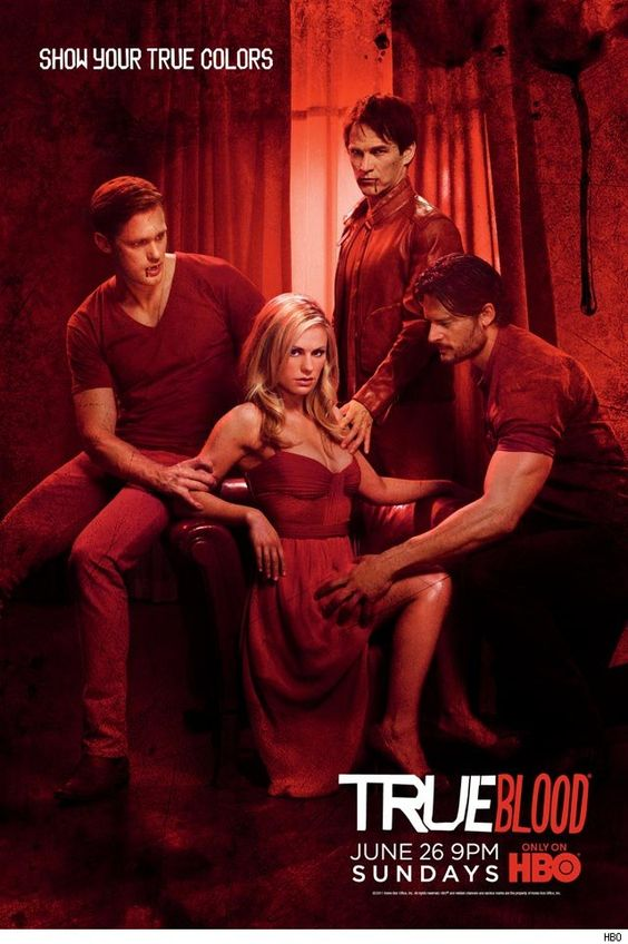 """True Blood…""""I wanna do BAD things to you!"""" <3 this show. Can't wait for season 5 #waitingsucks"""