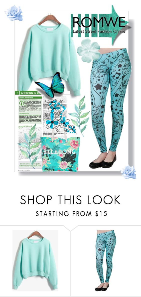 """""""Untitled #562"""" by suad-nisveta-mesic ❤ liked on Polyvore featuring beauty and Billabong"""