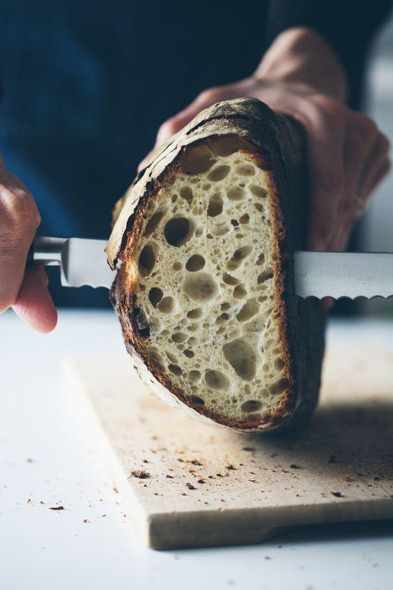Everyday Sourdough Bread