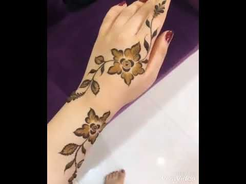 نقش حناء عماني Youtube Henna Animal Tattoo Tattoos