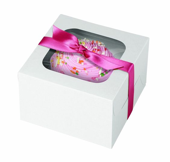 Wilton White 1-Cavity Cupcake Boxes, 3 Count * Find out more details by clicking the image : Decorating Tools
