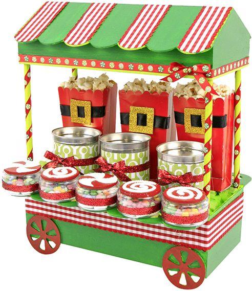 Navidad on pinterest - Adornos de mesa navidenos ...