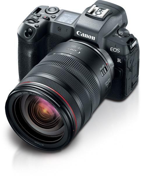 Canon Eos R Mirrorless Full Frame Digital Camera Dslr Photography Tips Canon Camera Camera Photography