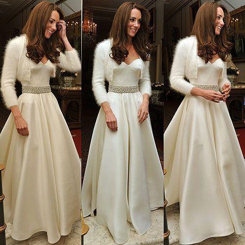 Kate Middleton Wedding Reception Dress Middleton Wedding Evening Dresses For Weddings Reception Dress