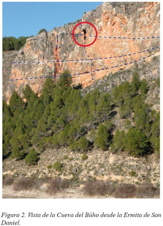 Cueva del Buho Ibdes  Figura2
