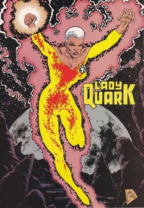 Lady Quark