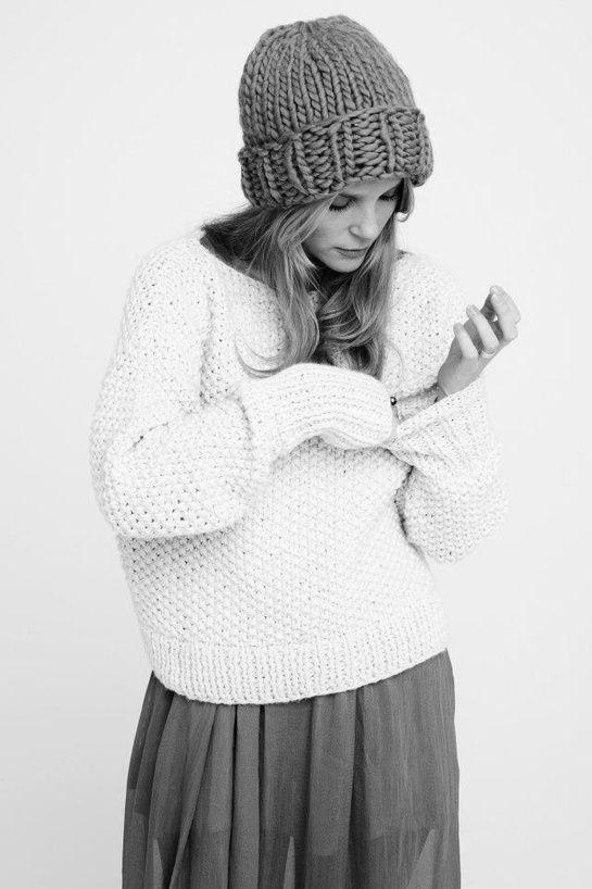Dieser Winter steht im Zeichen der Wolle...